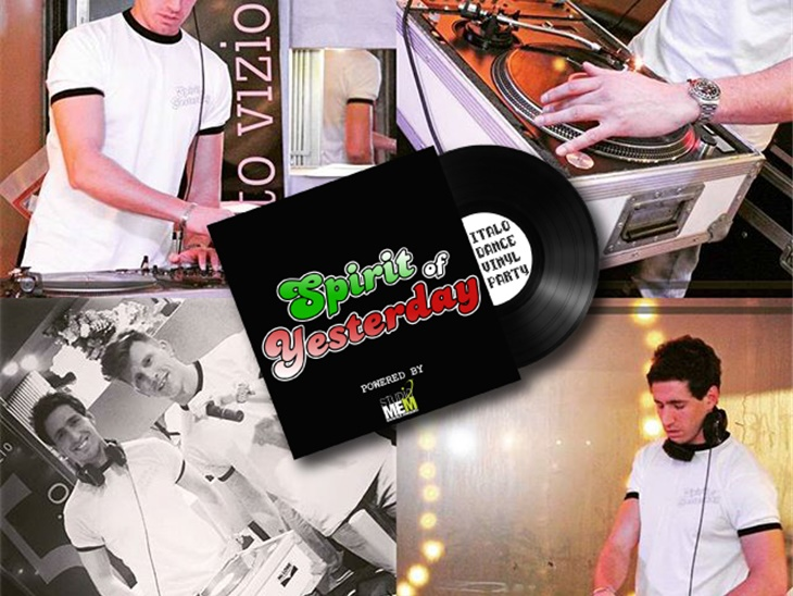 Leggi news | Spirit Of Yesterday, Dj Set Al Vinile A Bergamo E Milano
