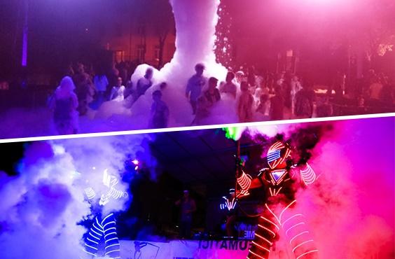 Estate 2018 Con Spettacoli E Schiuma Party A Bergamo E Milano