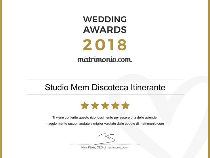 Leggi news | WEDDING AWARDS 2018 by Matrimonio.com