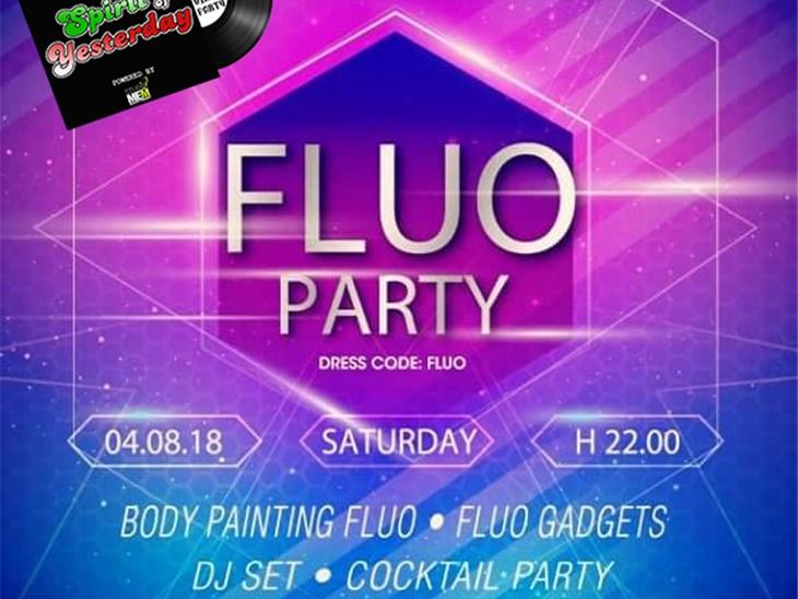Leggi news | Spirit Of Yesterday Party Fluo A Martinengo, Bergamo