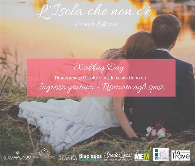 """Wedding Day """"L'isola che non c'è"""""""